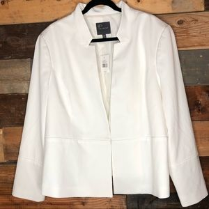 The Limited | White Blazer